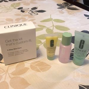 3-step skin care